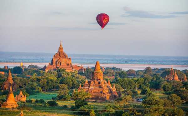 ที่เที่ยว2015พม่า