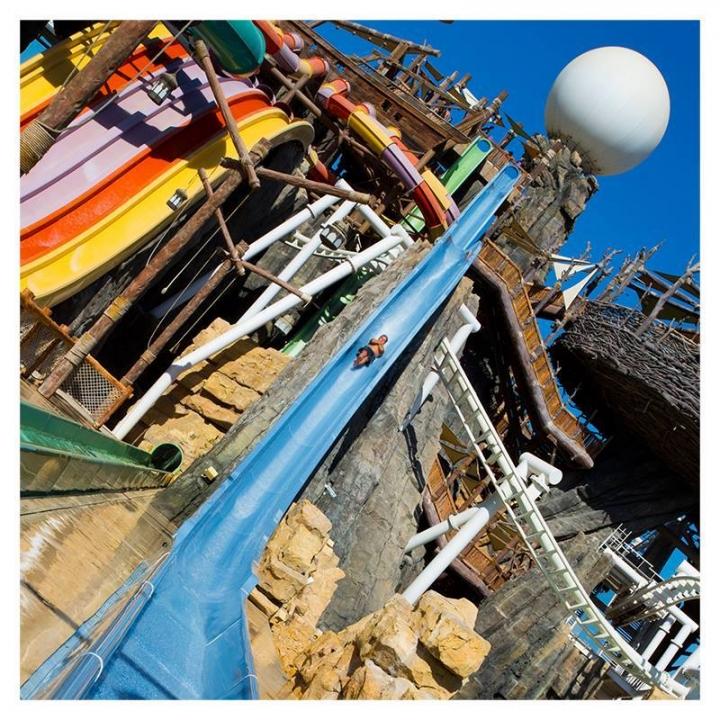 สุดยอดสวนน้ำ น่าเที่ยวที่สุดในโลกอาหรับอามิเรต