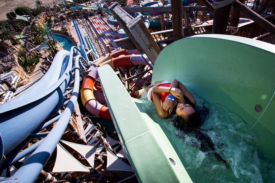 สุดยอดสวนน้ำ น่าเที่ยวที่สุดในโลกอาหรับอามิเรต2