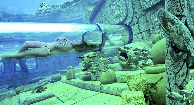 สุดยอดสวนน้ำ น่าเที่ยวที่สุดในโลก สเปน 3