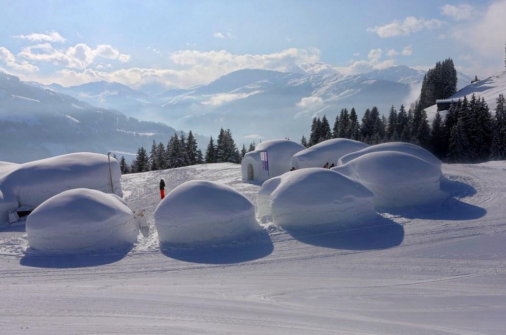 ออสเตรียโรงแรมน้ำแข็ง2