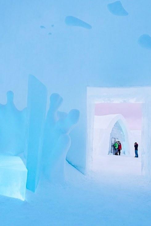 The Icehotel โรงแรมน้ำแข็ง5