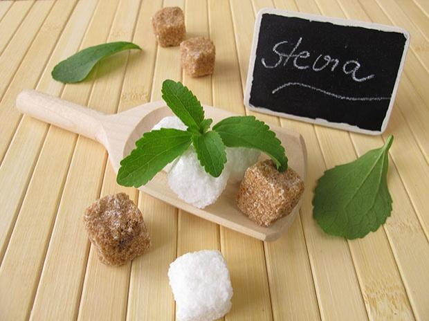 Stevia (หญ้าหวาน)